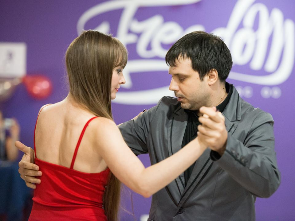 Аргентинское танго в Днепре