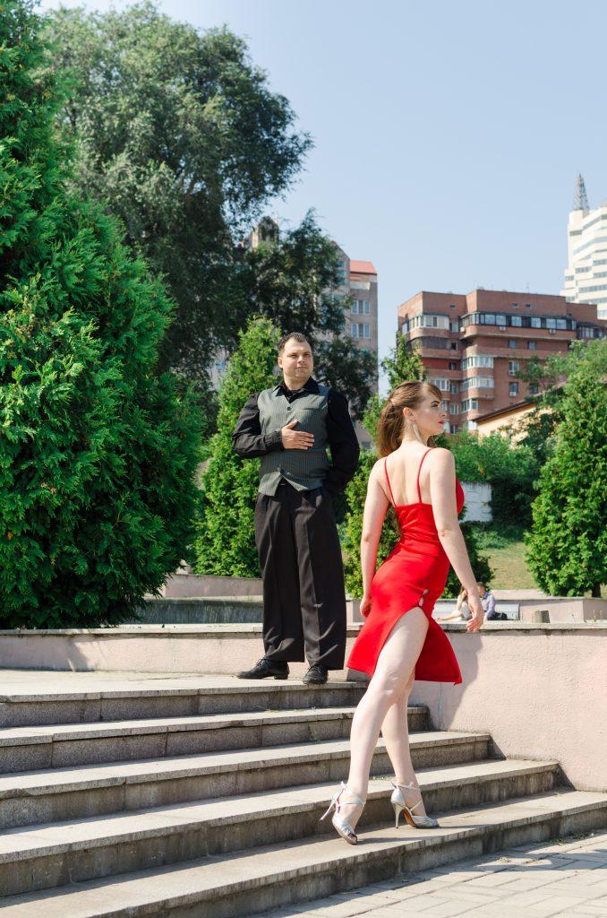 что надевать на занятия по аргентинскому танго